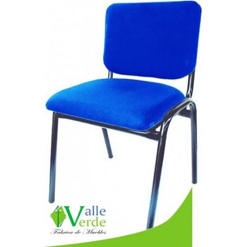 Silla de visita rusia muebles valle verde for Sillas de visita para oficina